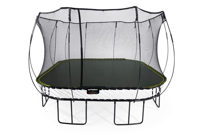 Springfree trampolines backyard fun zone for Springfree trampoline