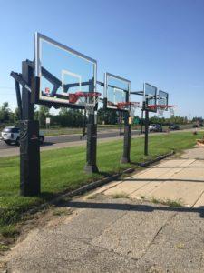 Goalrilla, Demo, Basketball, Hoops, West michigan, Grand Rapids