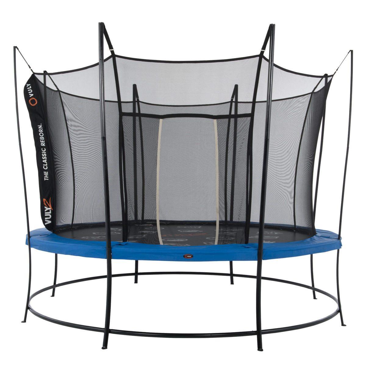 Trampoline for backyard - Gartentrampolin stiftung warentest ...