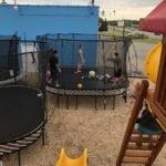 Fun Evening at Backyard Fun Zone